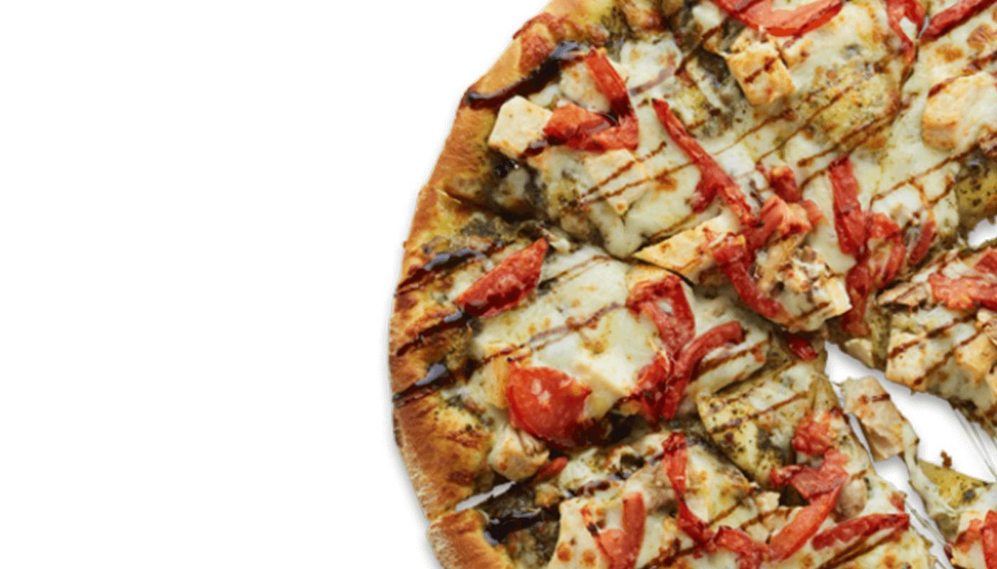 Chicken Pesto Summit Pizza Co
