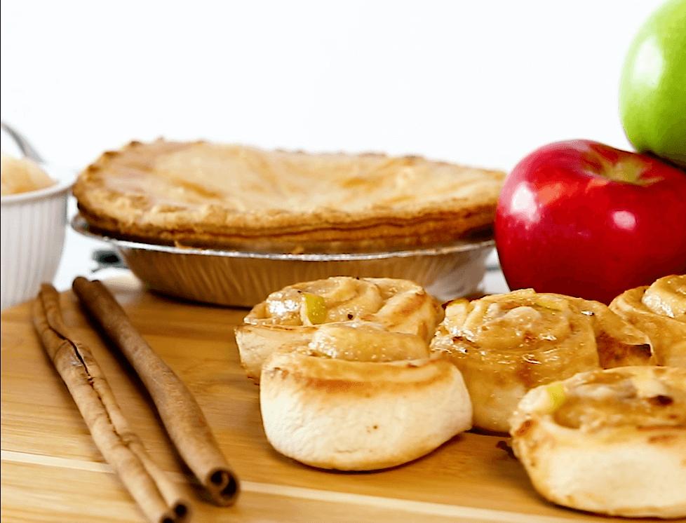 Apple Pie Doodles Summit Pizza Co